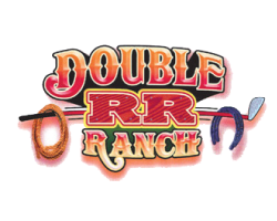 Double RR Ranch LOGO