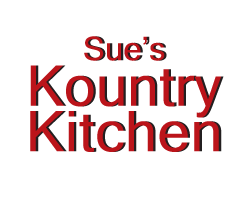 Sue's Kountry Kitchen LOGO